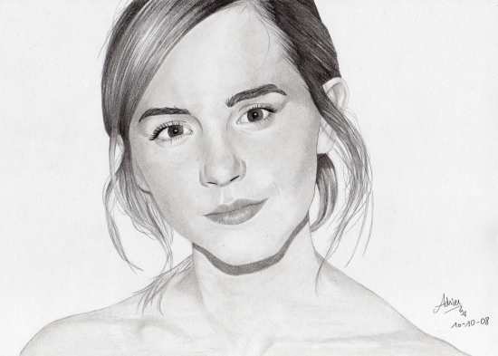 Emma Watson by Japanese-Boy